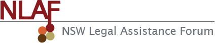 NSW Legal Assistance Forum